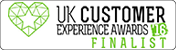 Customer Experience Award Finalist 2016